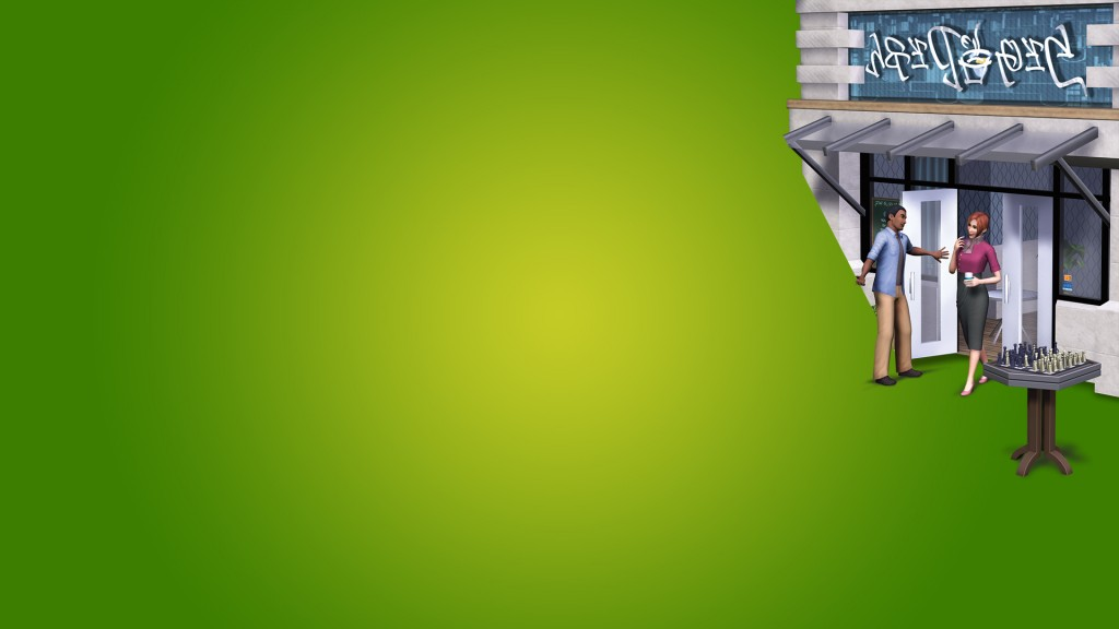 Banner The Sims 3 Store