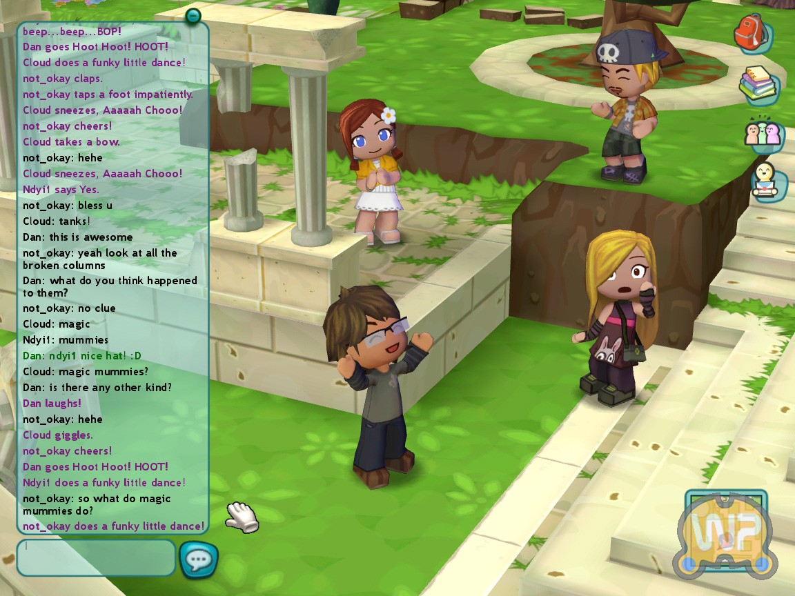 Related keywords suggestions for mysims pc for Online games similar to sims