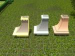 Mighty Mansard Corner Roof (200 Simoleons) Tile space needed- 2x2