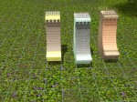 Mighty Mansard Single Straight Roof (200 Simoleons) Tile space needed- 1x2