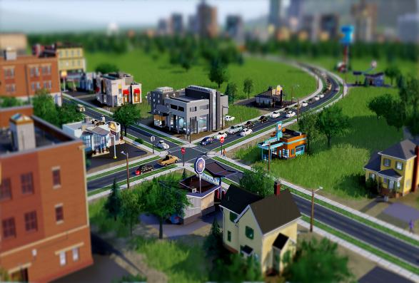 SimCity - Novas Imagens 4